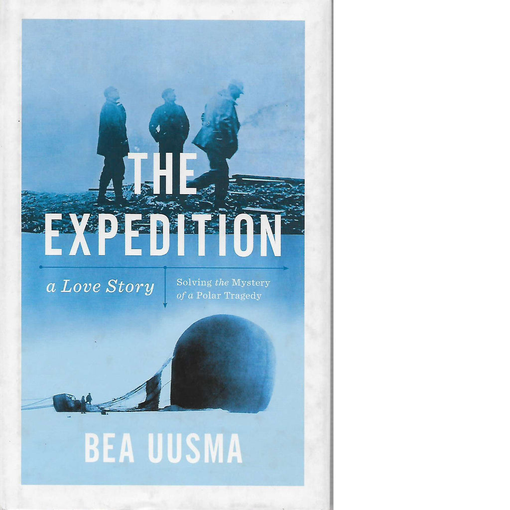 Bookdealers:The Expedition | Bea Uusma