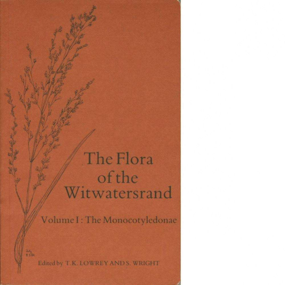 Bookdealers:The Flora of the Witwatersrand