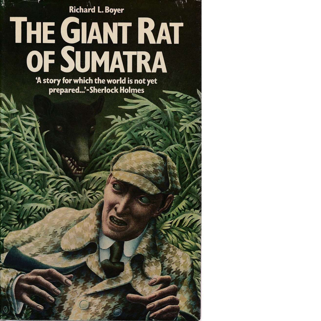 Bookdealers:The Giant Rat of Sumatra | Richard L. Boyer