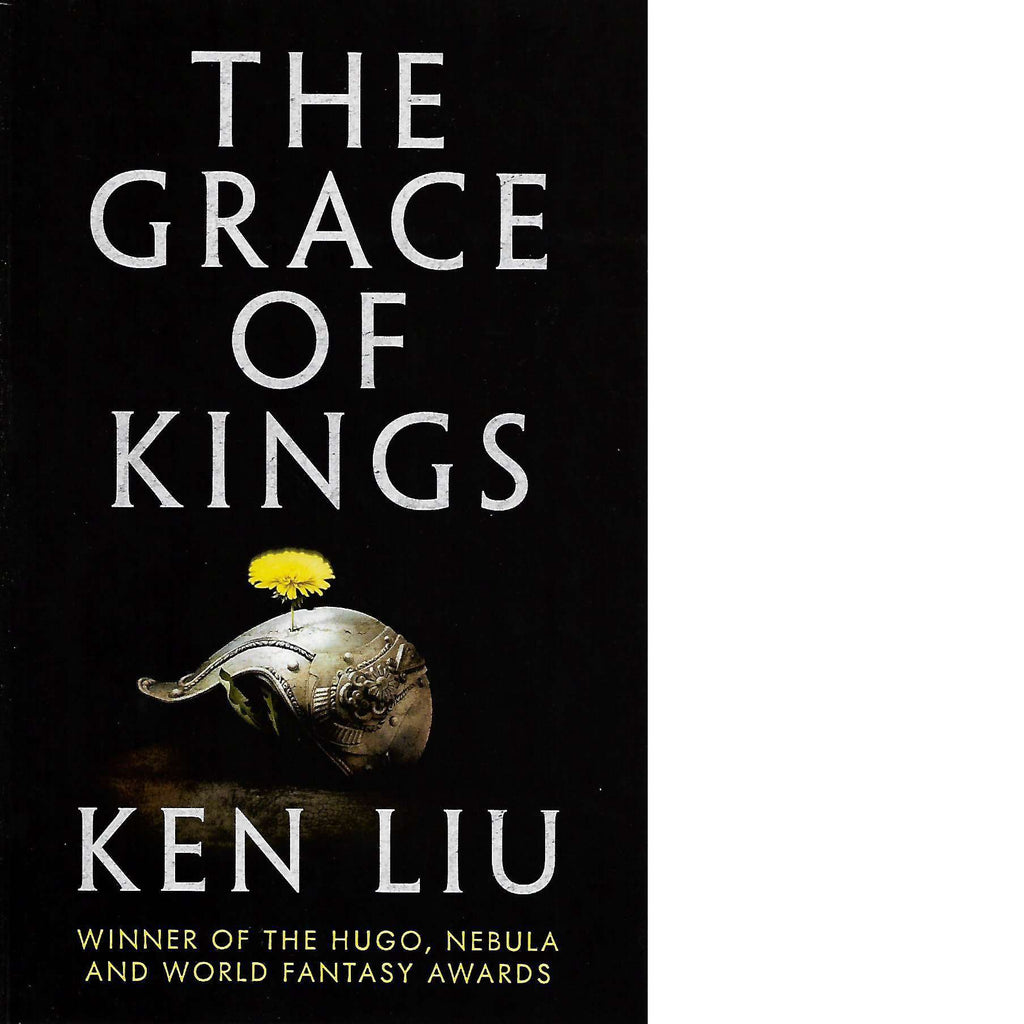Bookdealers:The Grace of Kings | Ken Liu