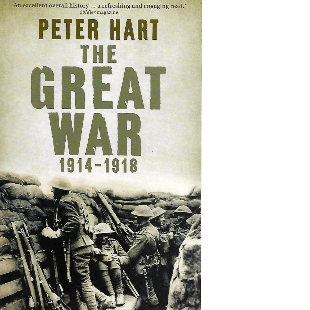 Bookdealers:The Great War: 1914-1918 | Peter Hart