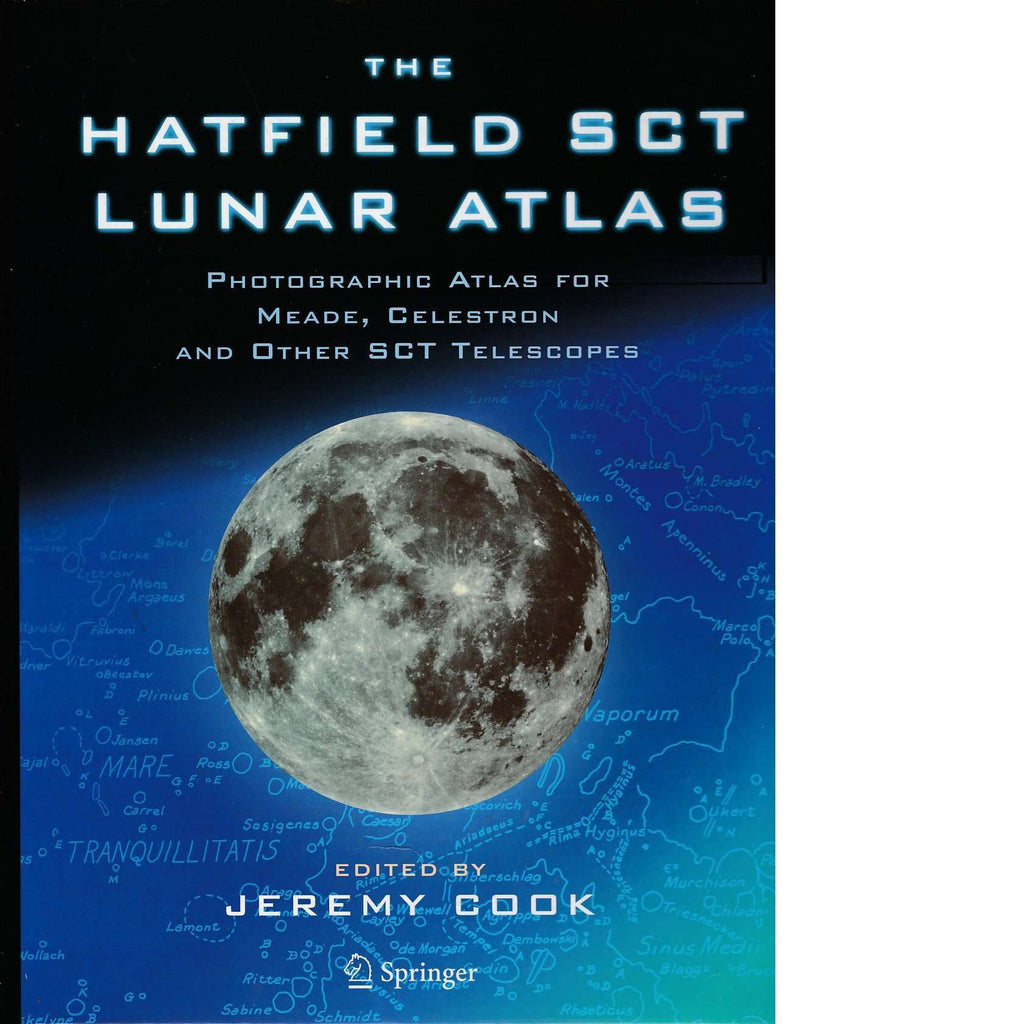 Bookdealers:The Hatfield SCT Lunar Atlas | Jeremy Cook