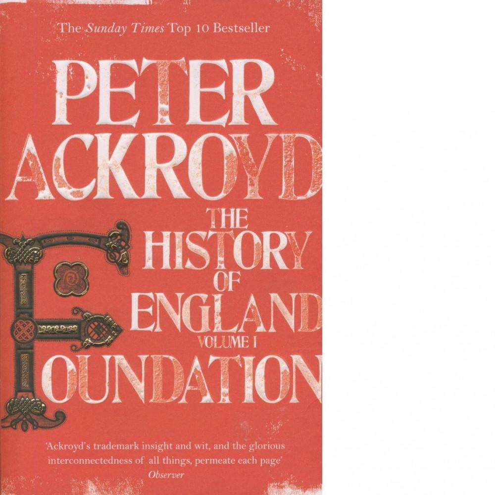 Bookdealers:The History of England Volume 1 | Peter Ackroyd