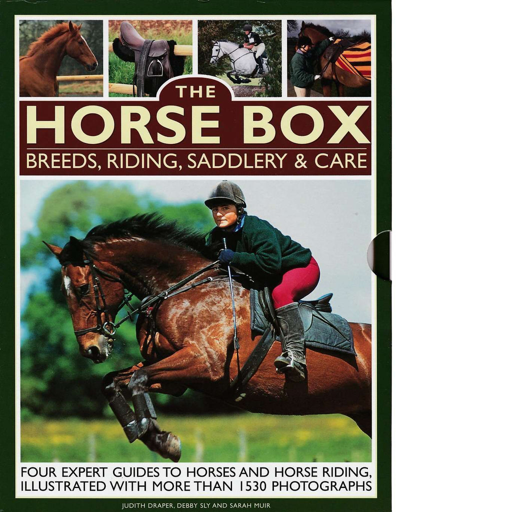 Bookdealers:The Horse Box | Sarah Muir and Judith Draper and Debby Sly