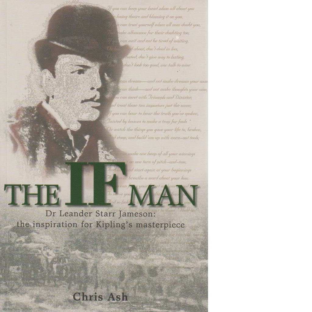 Bookdealers:The If Man | Chris Ash