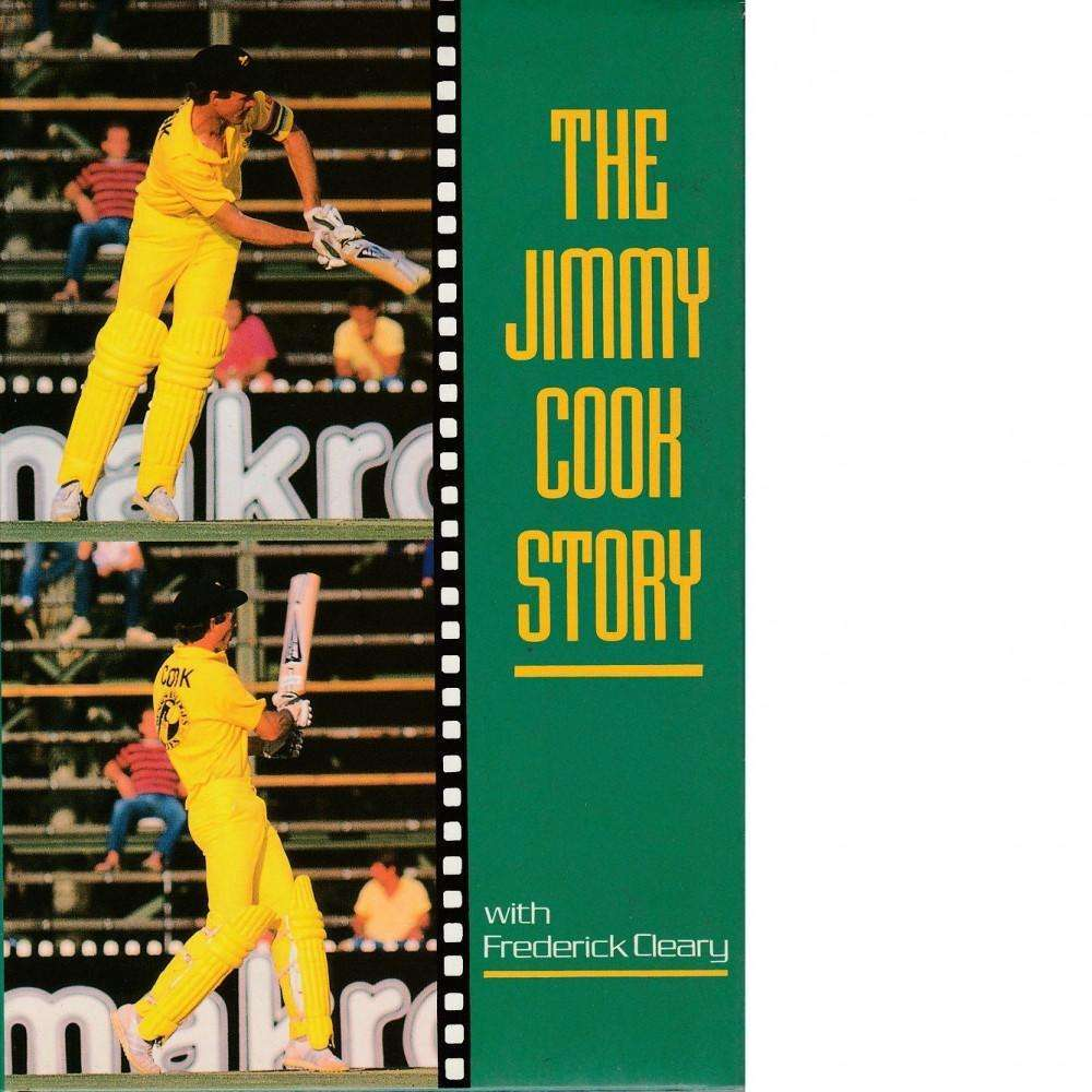 Bookdealers:The Jimmy Cook Story | Frederick Cleary