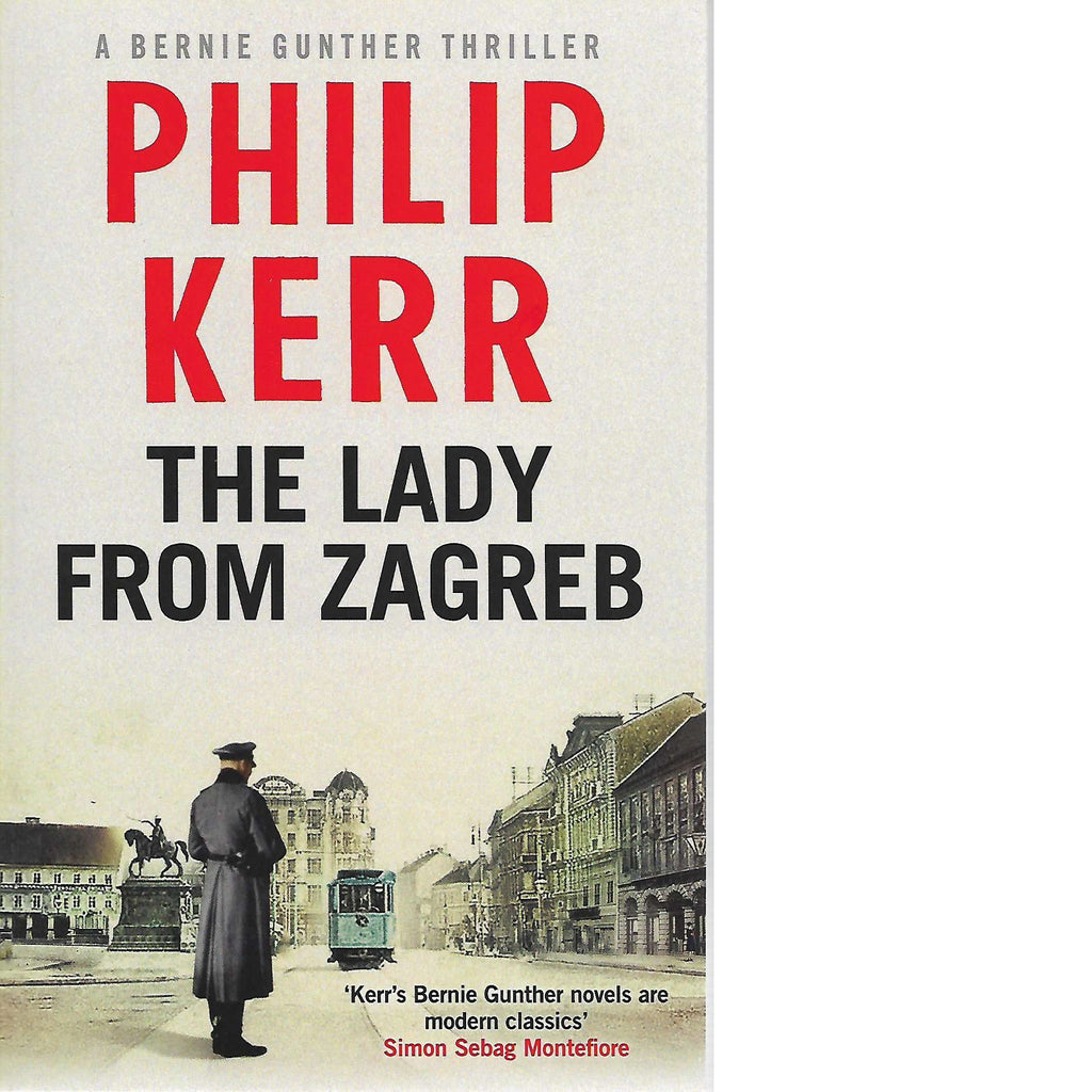 Bookdealers:The Lady from Zagreb | Philip Kerr