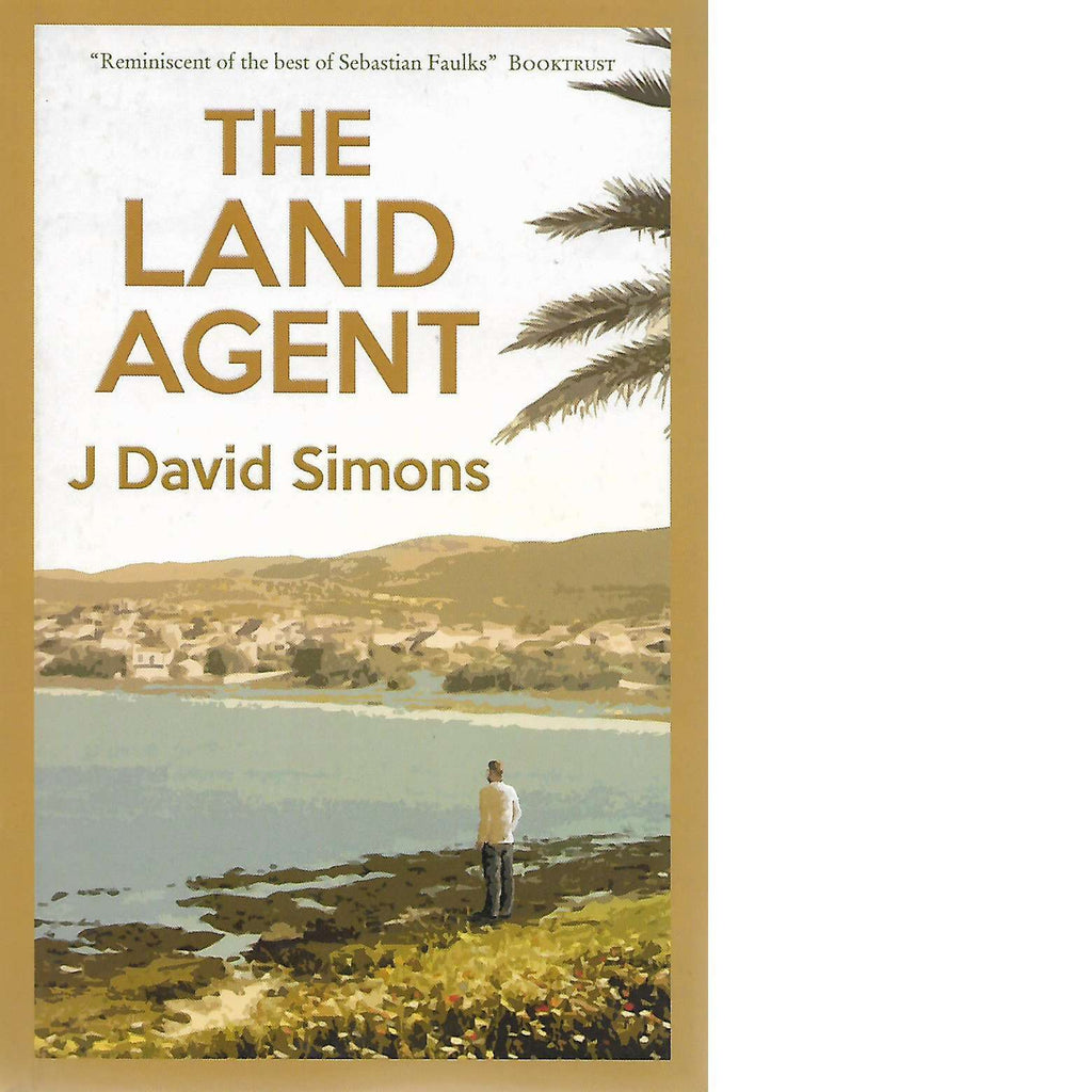 Bookdealers:The Land Agent | J. David Simons