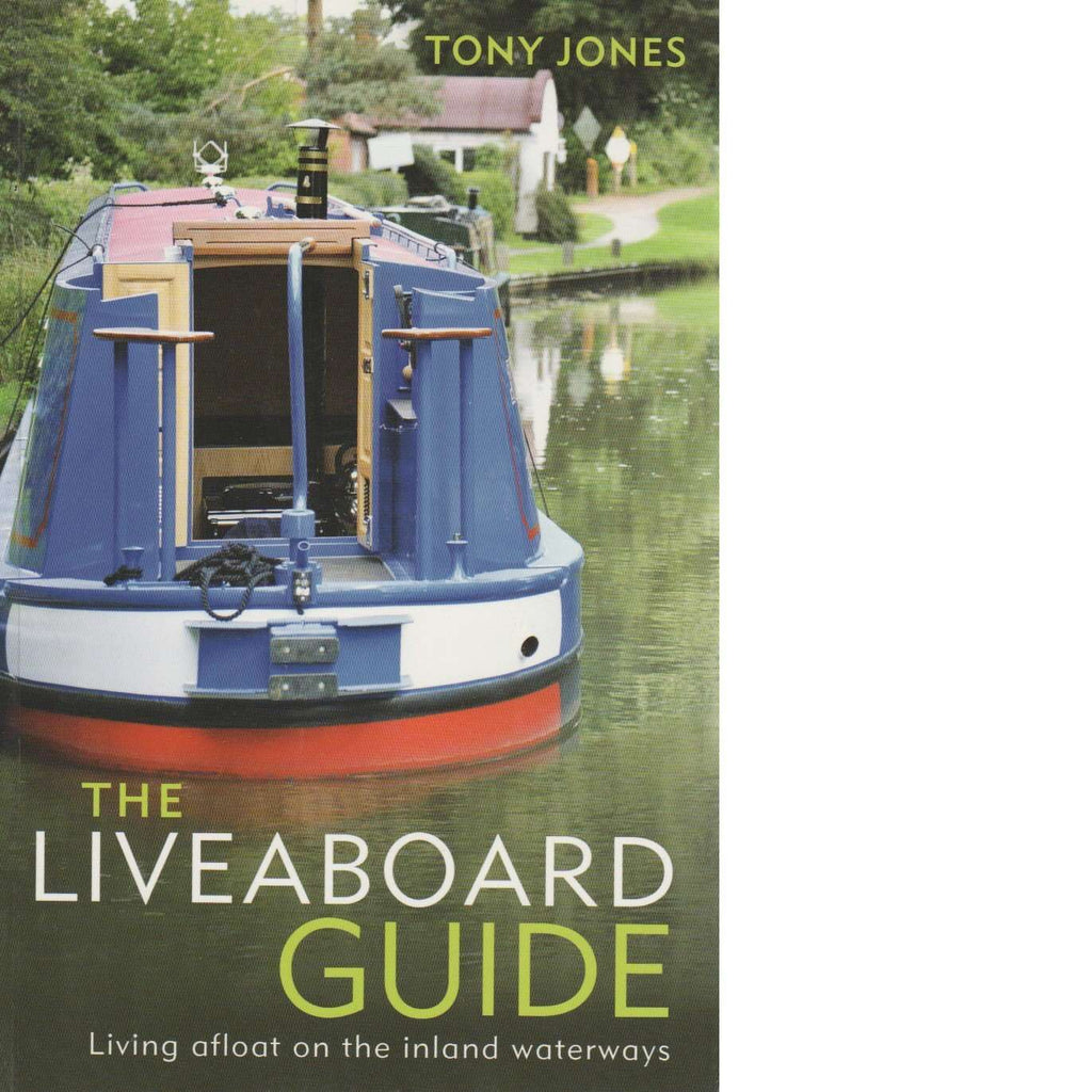 Bookdealers:The Liveaboard Guide | Tony Jones