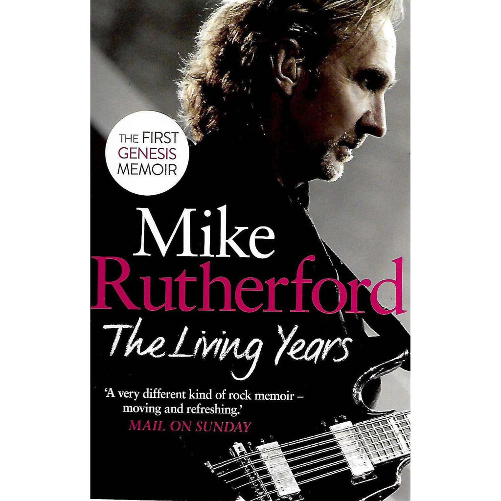 Bookdealers:The Living Years | Mike Rutherford