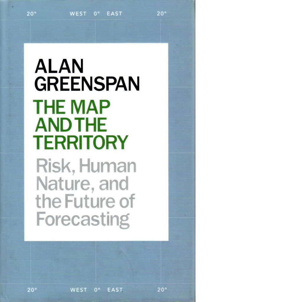 Bookdealers:The Map and the Territory | Alan Greenspan