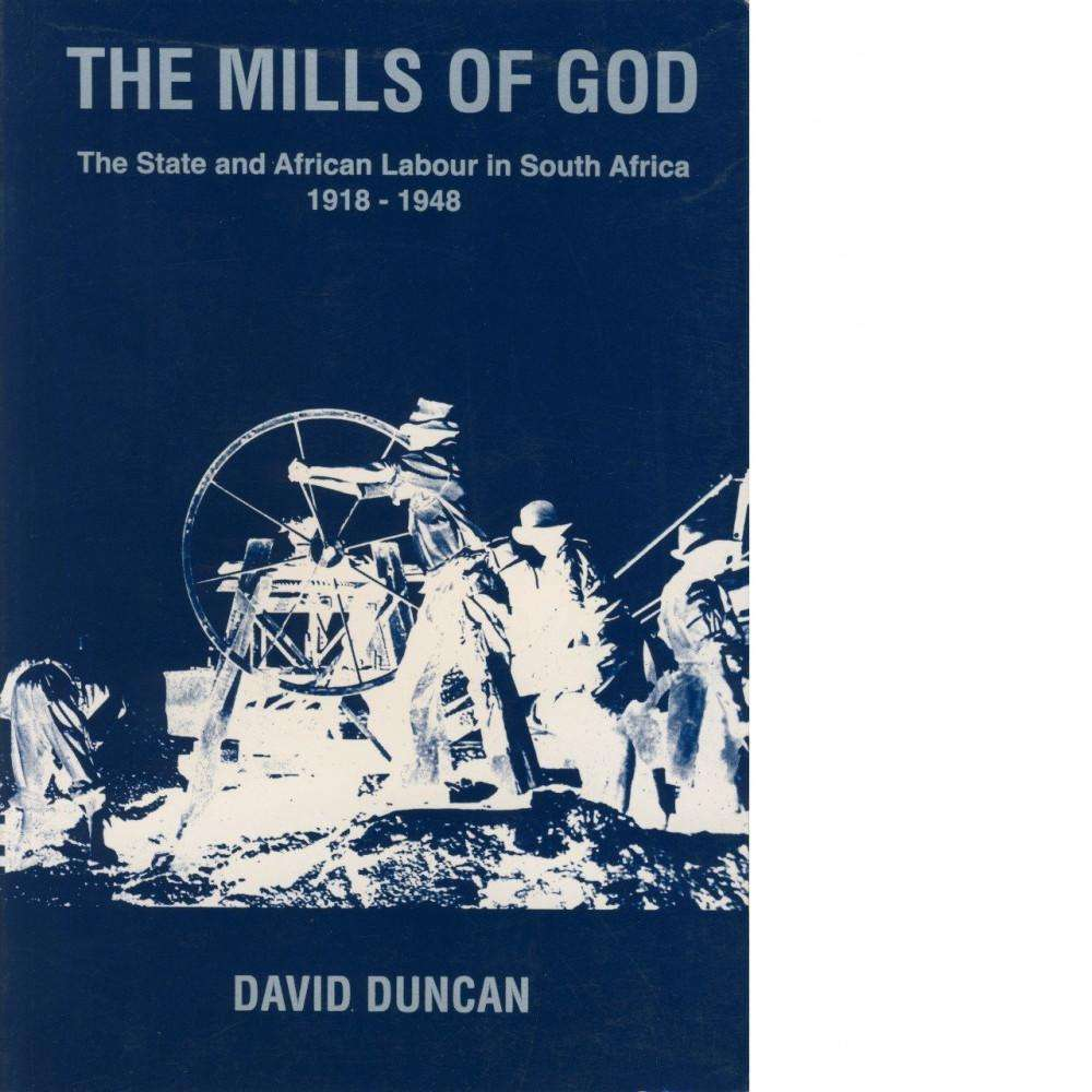 Bookdealers:The Mills of God | David Duncan