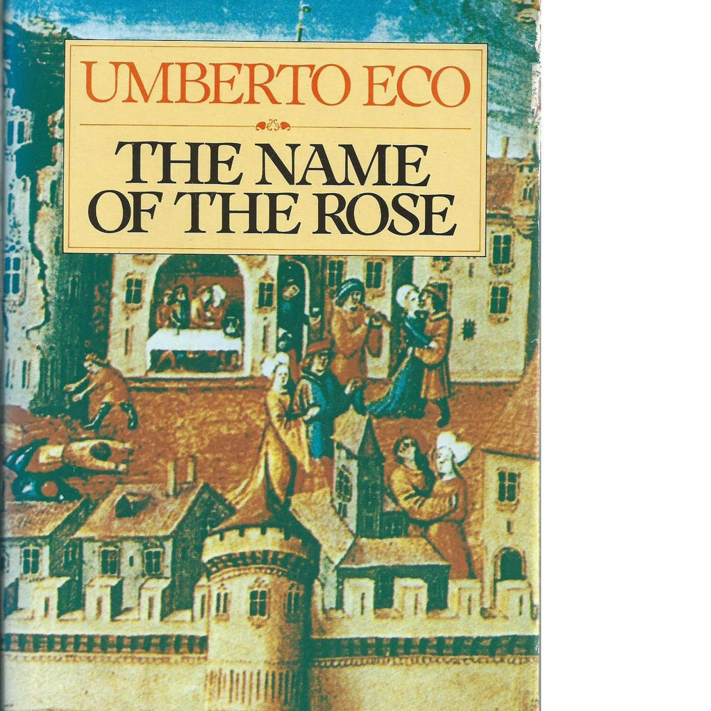 Bookdealers:The Name of the Rose