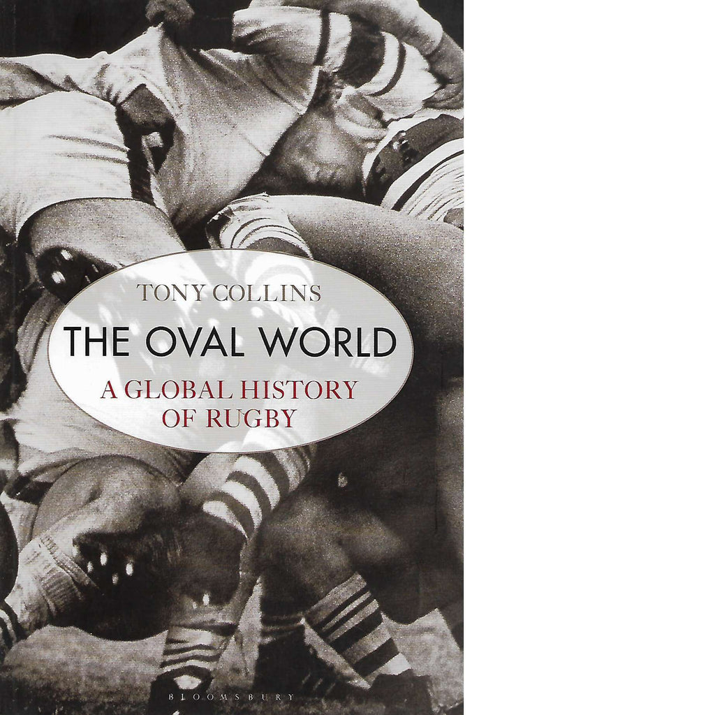 Bookdealers:The Oval World | Tony Collins