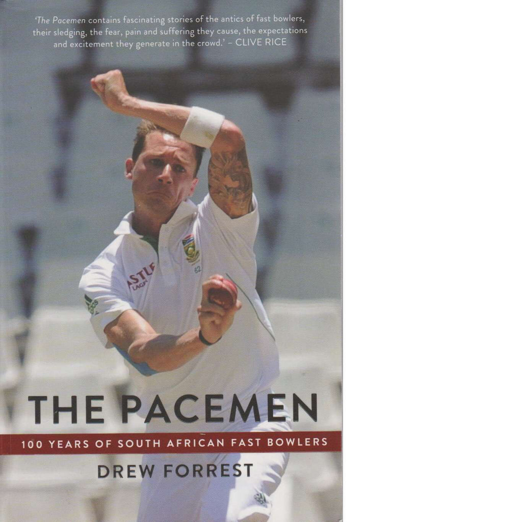 Bookdealers:The Pacemen | Drew Forrest