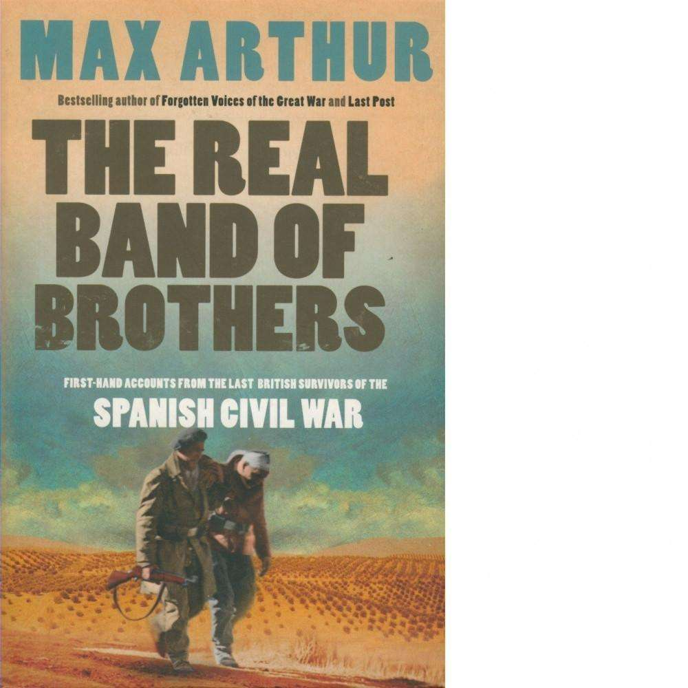Bookdealers:The Real Band of Brothers | Max Arthur