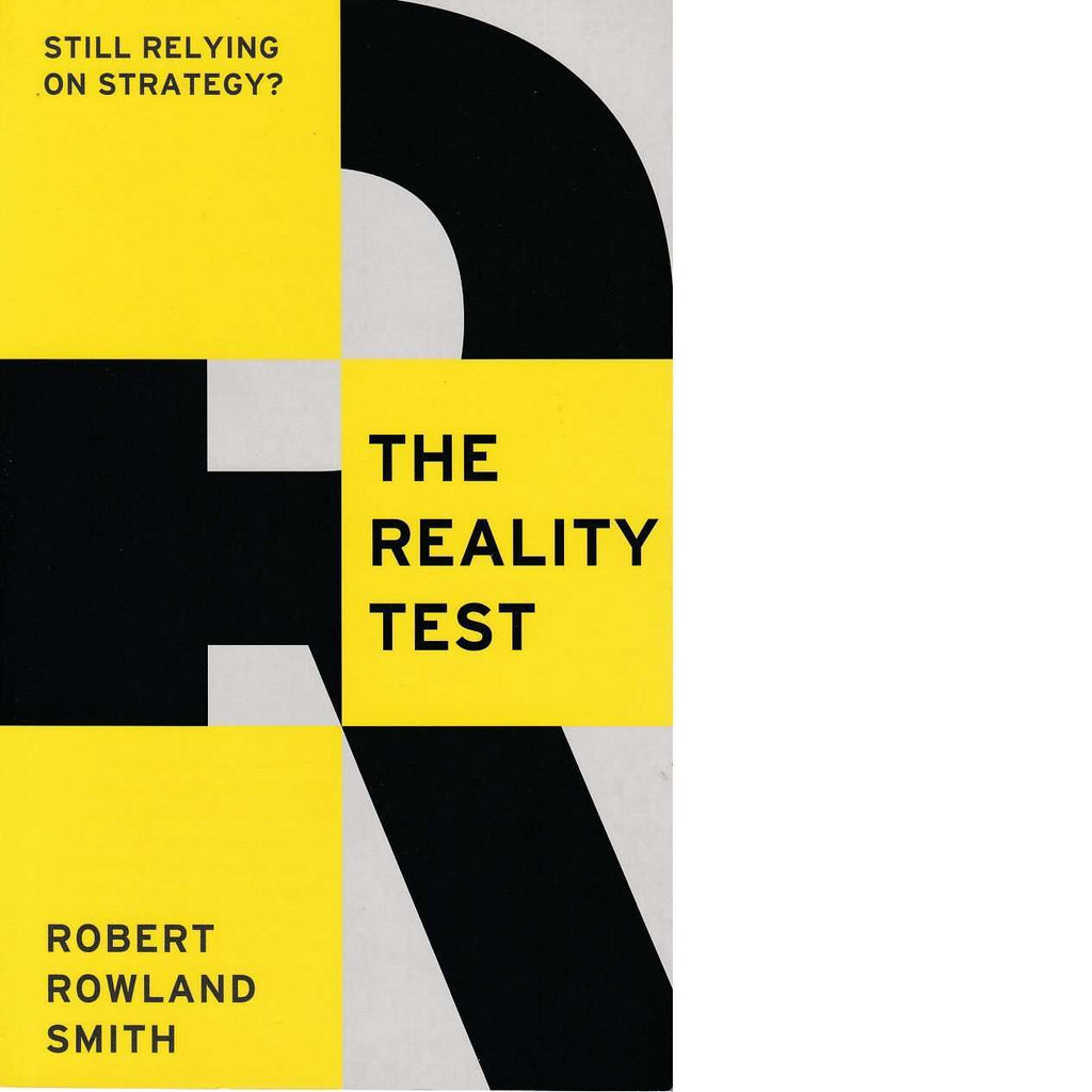 Bookdealers:The Reality Test | Robert Rowland Smith