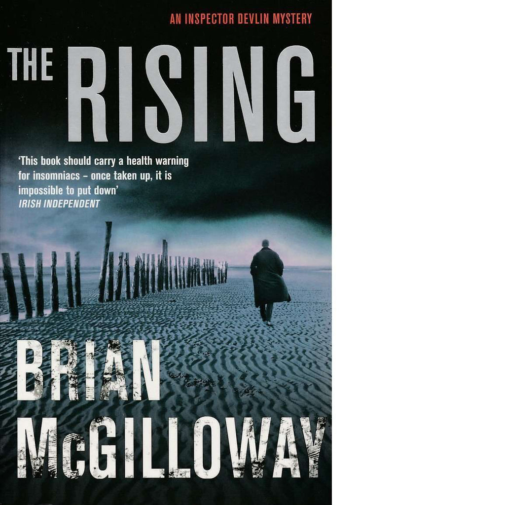 Bookdealers:The Rising | Brian McGilloway