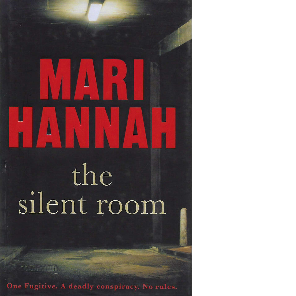 Bookdealers:The Silent Room | Mari Hannah