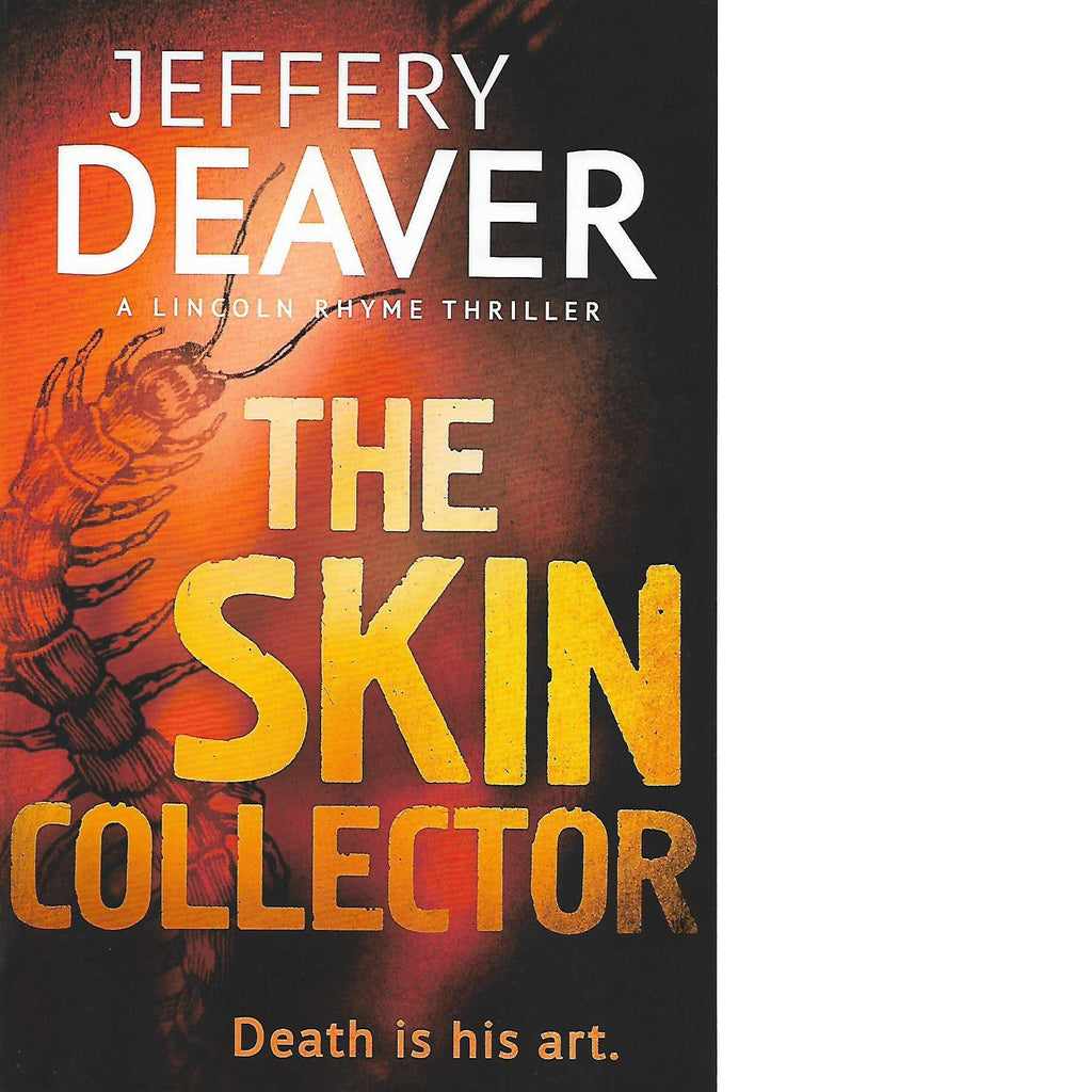 Bookdealers:The Skin Collector |  Jeffery Deaver