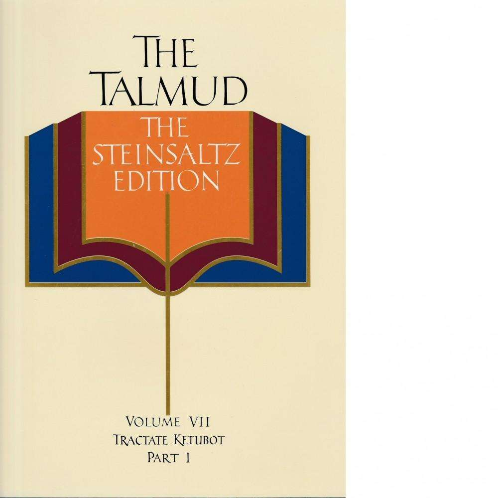 Bookdealers:The Talmud, Vol. 7: Tractate Ketubot, Part 1