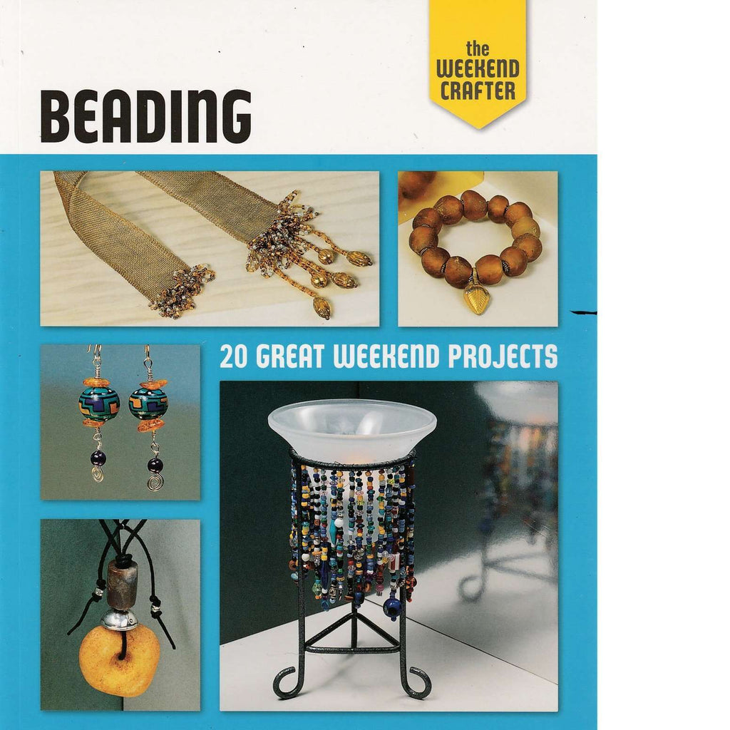 Bookdealers:The Weekend Crafter: Beading | Lark Books