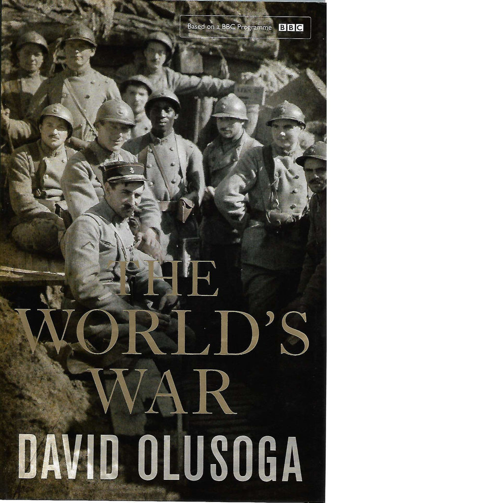 Bookdealers:The World's War | David Olusoga