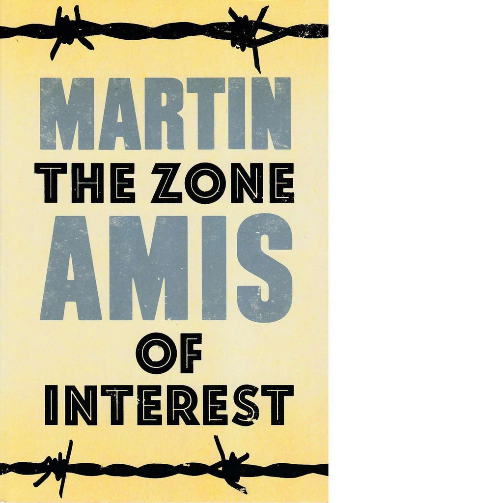 Bookdealers:The Zone of Interest | Martin Amis