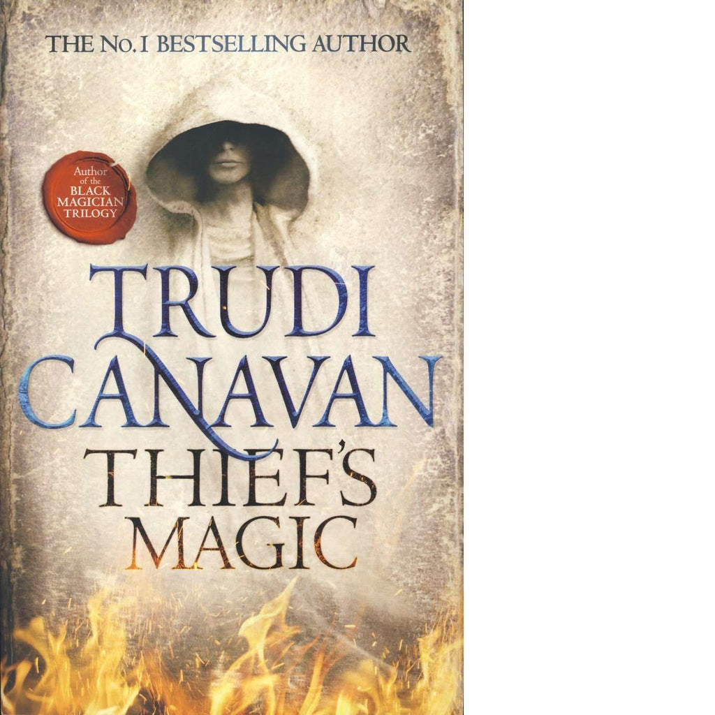 Bookdealers:Thief's Magic | Trudi Canavan