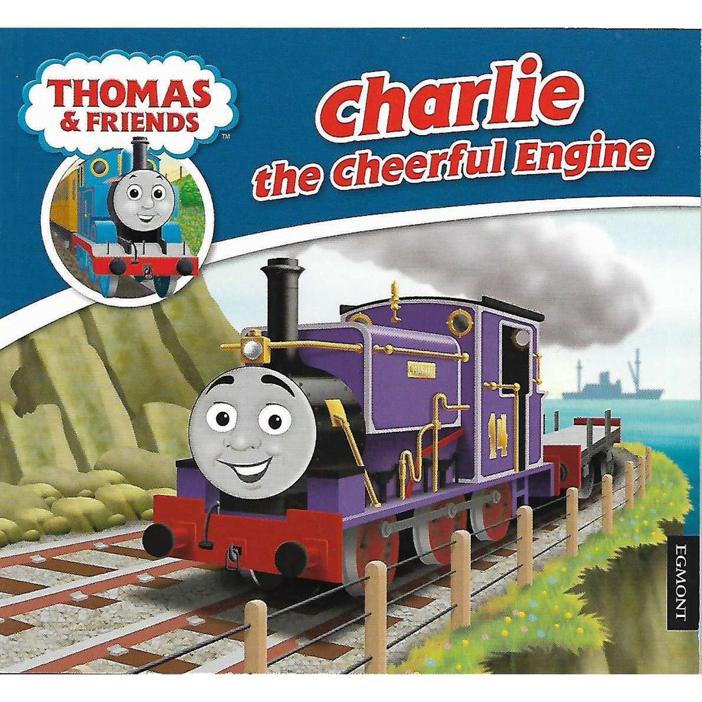 Bookdealers:Thomas and Friends: Charlie the Cheerful Engine | W. V. Awdry