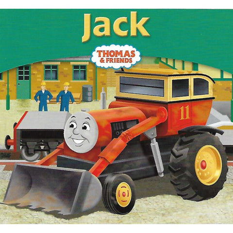 Thomas and Friends: Jack | W. V. Awdry