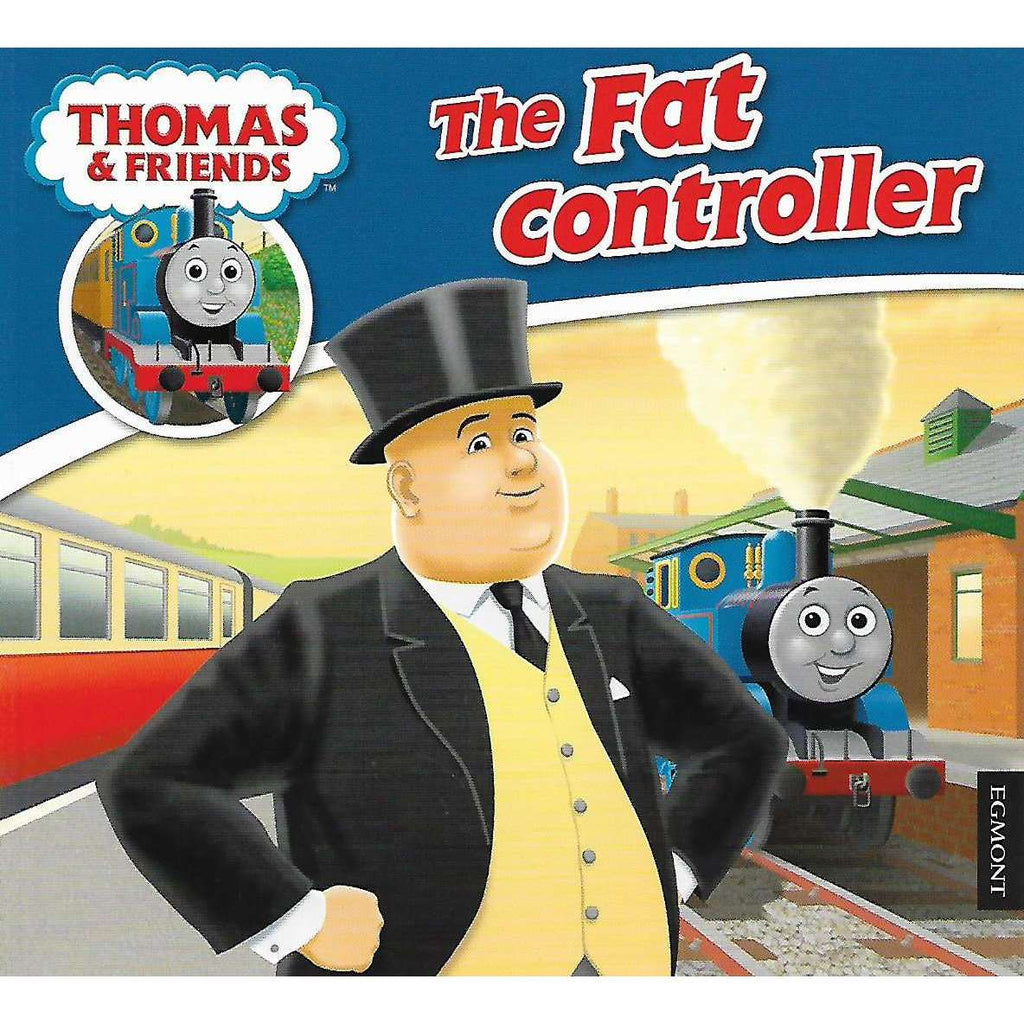 Bookdealers:Thomas and Friends: Fat Controller | W. V. Awdry