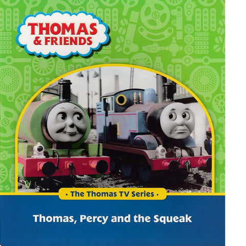 Thomas, Percy and the Squeak | Reverend W Awdry