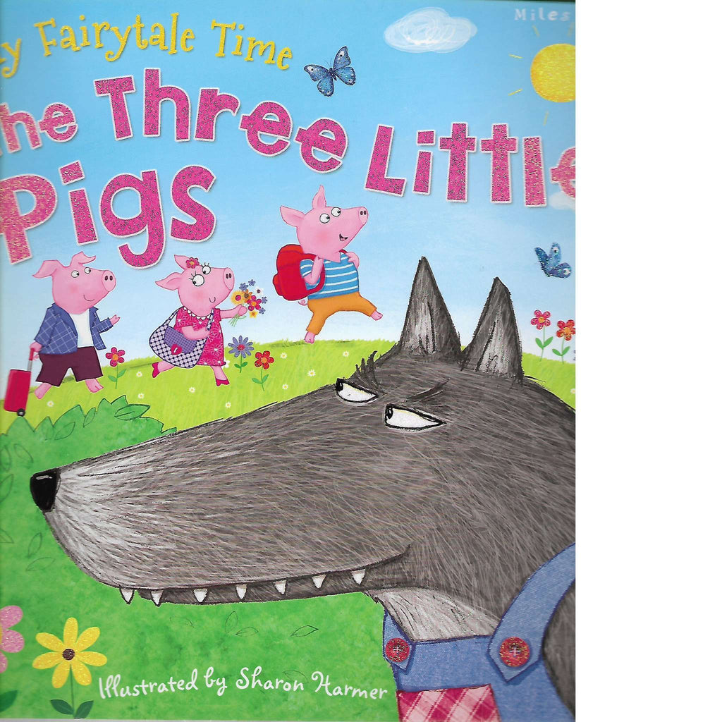Bookdealers:Three Little Pigs | Belinda Gallagher