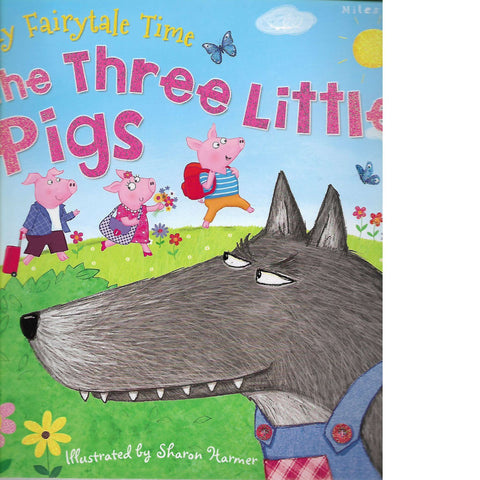 Three Little Pigs | Belinda Gallagher