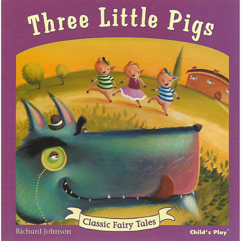 Three Little Pigs | Richard Johnson