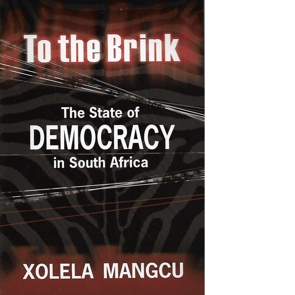 Bookdealers:To the Brink | Xolela Mangcu