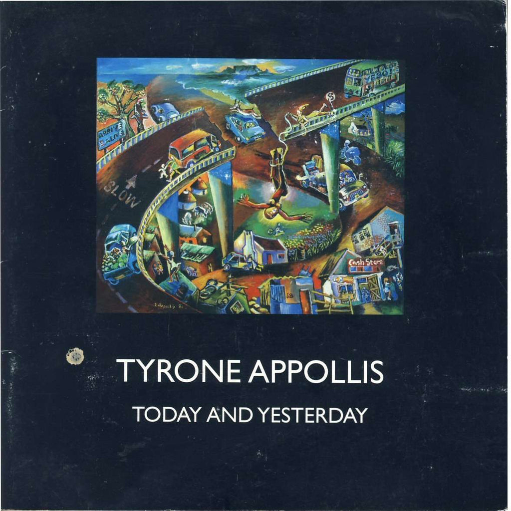 Bookdealers:Tyrone Appollis: Today and Yesterday