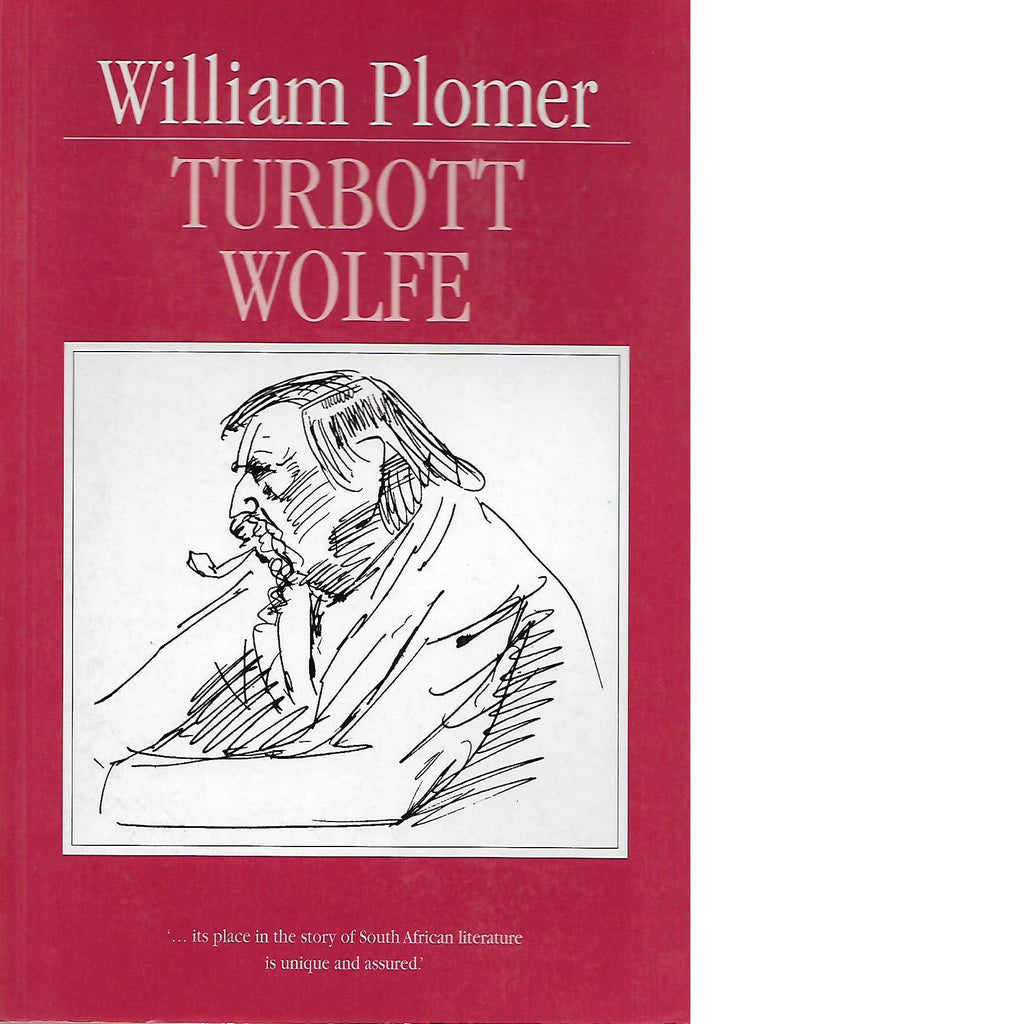 Bookdealers:Turbott Wolfe | William Plomer