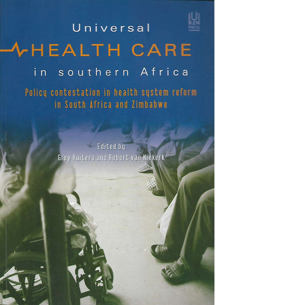 Bookdealers:Universal Health Care in Southern Africa | Greg Ruiters and Robert Van Niekerk