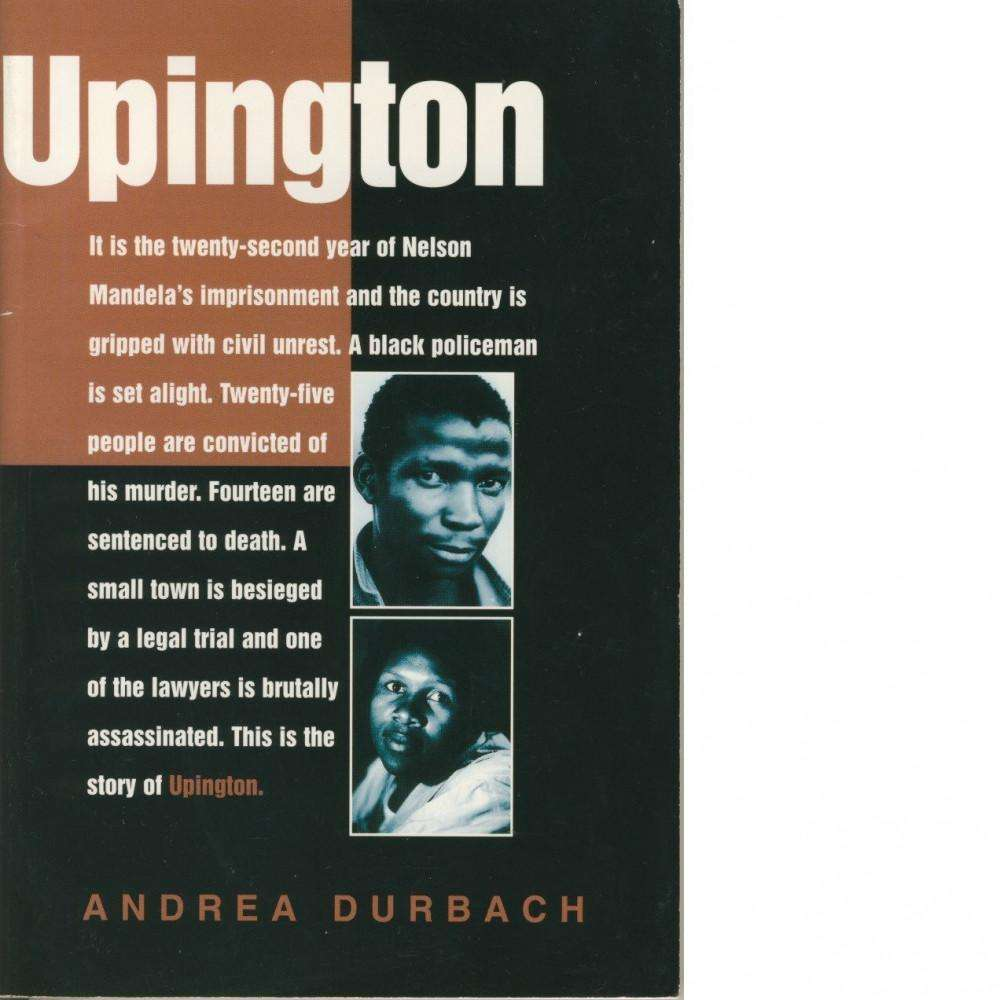Bookdealers:Upington | Andrea Durbach