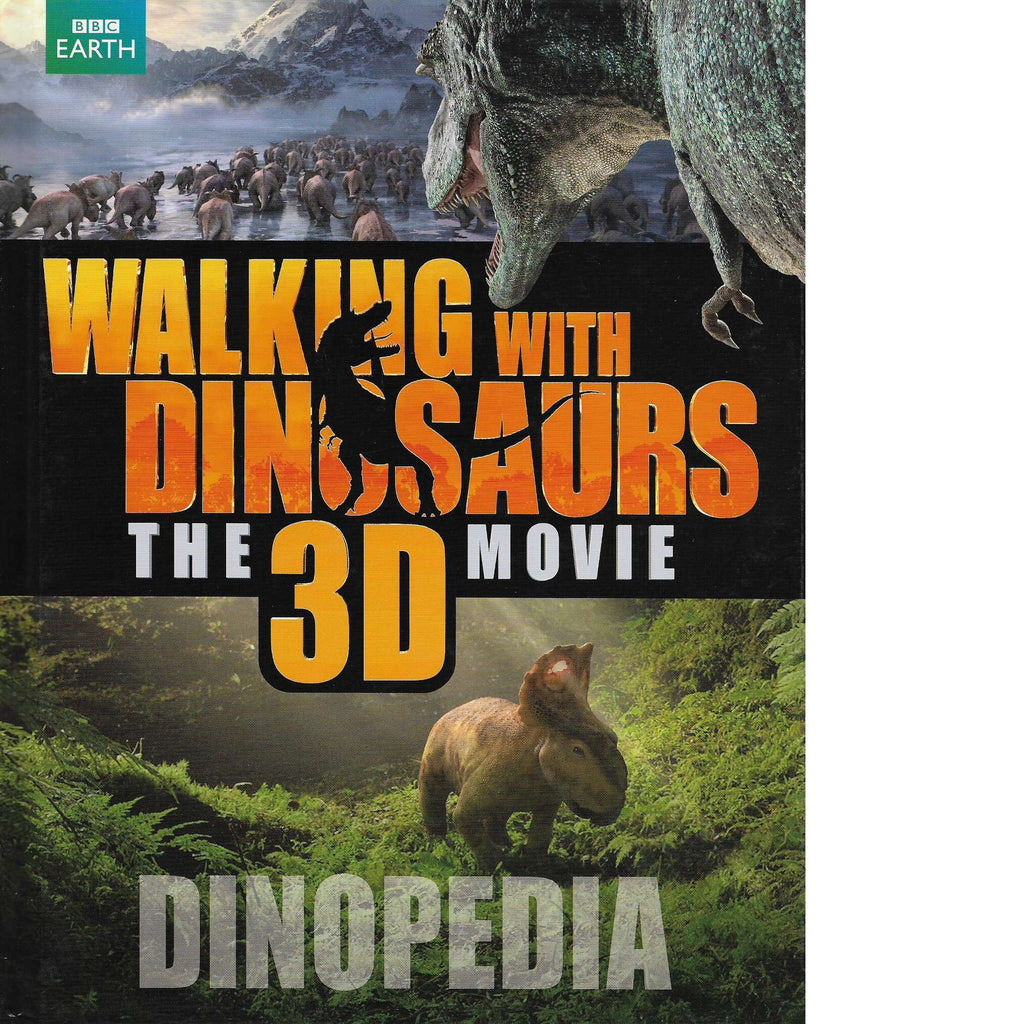 Bookdealers:Walking with Dinosaurs Dinopedia | Steve Brusatte