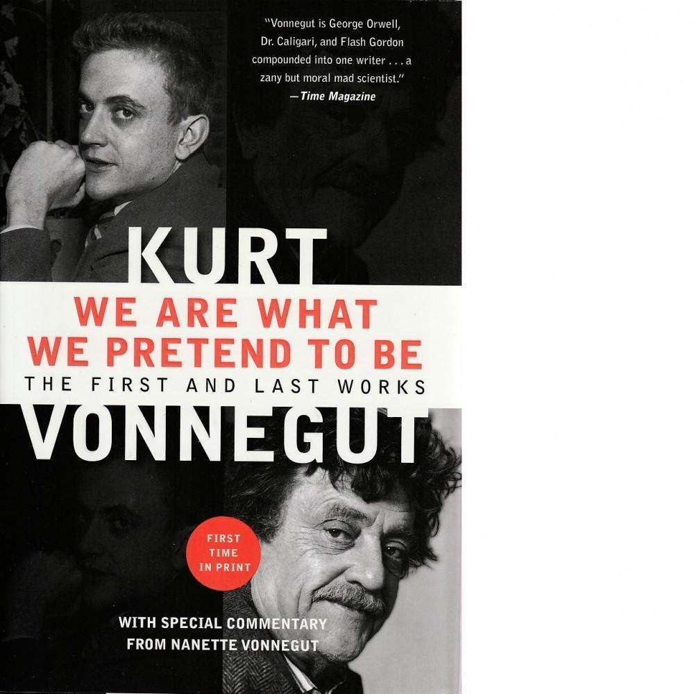 Bookdealers:We Are What We Pretend To Be | Kurt Vonnegut