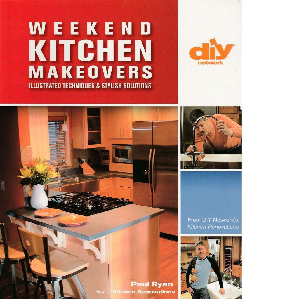 Bookdealers:Weekend Kitchen Makeovers | Paul Ryan