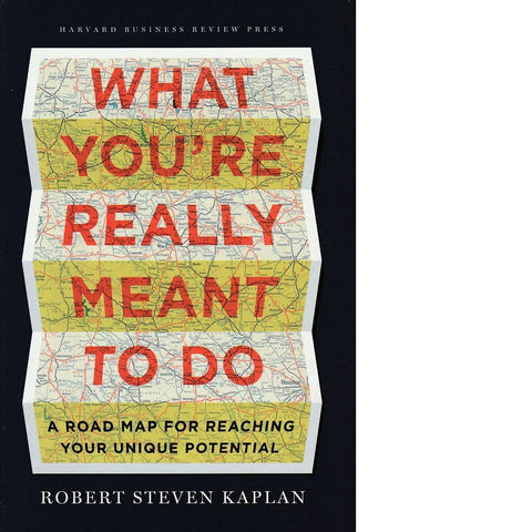 What You're Really Meant to Do | Robert Steven Kaplan