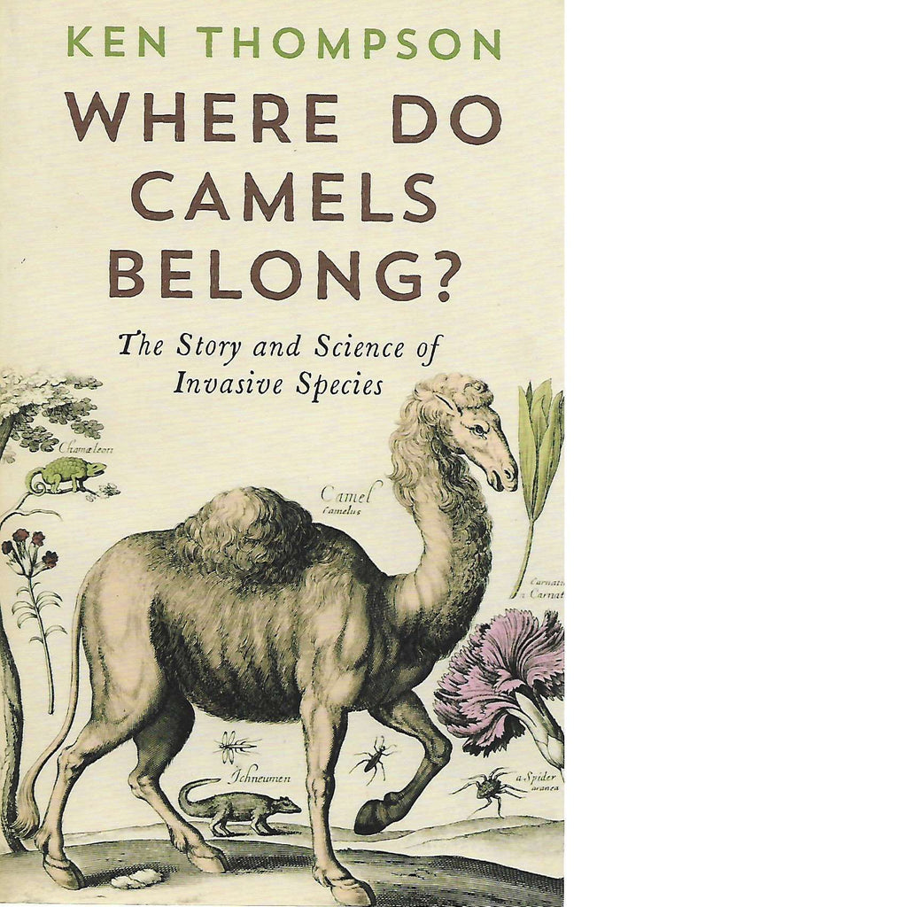 Bookdealers:Where Do Camels Belong? | Dr Ken Thompson