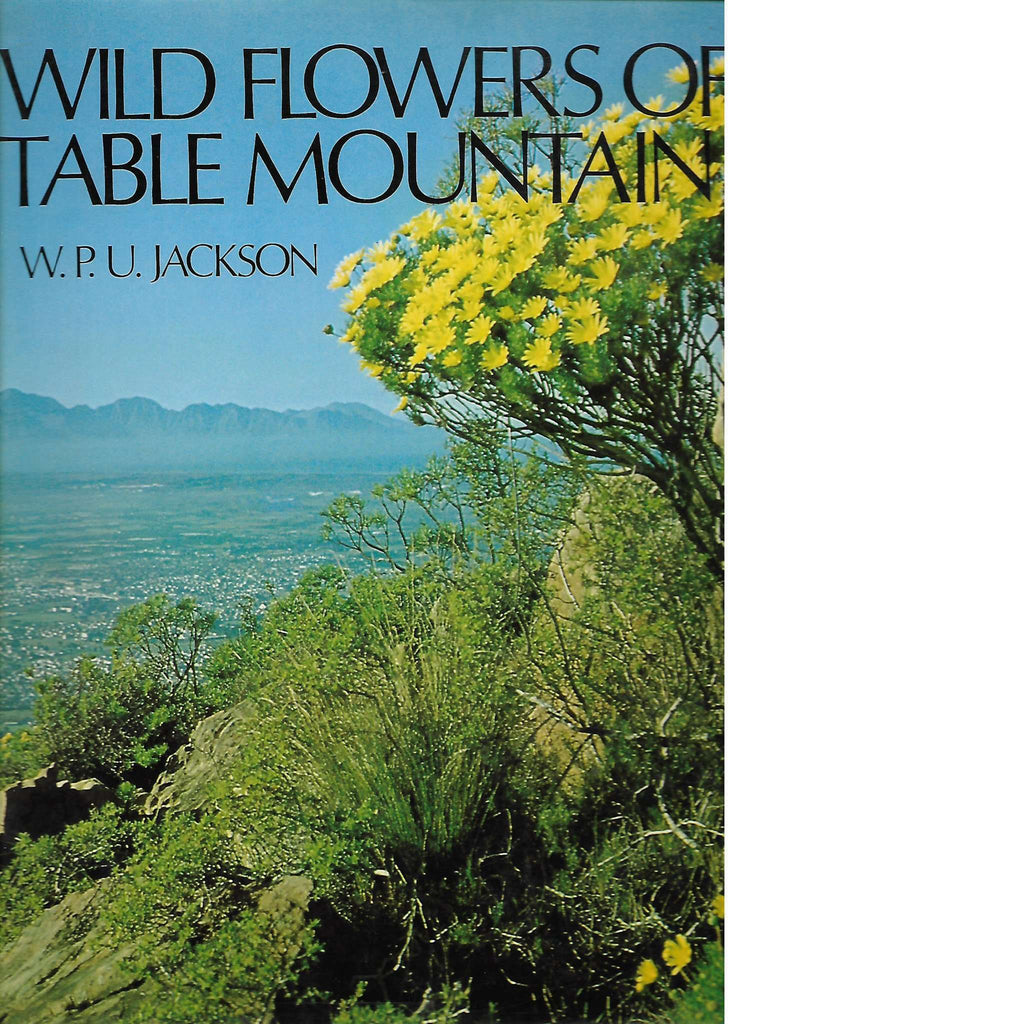 Bookdealers:Wild Flowers of Table Mountain | W.P.U. Jackson