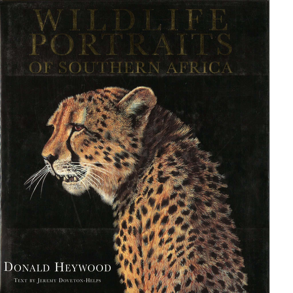 Bookdealers:Wildlife Portraits of Southern Africa | Donald Heywood