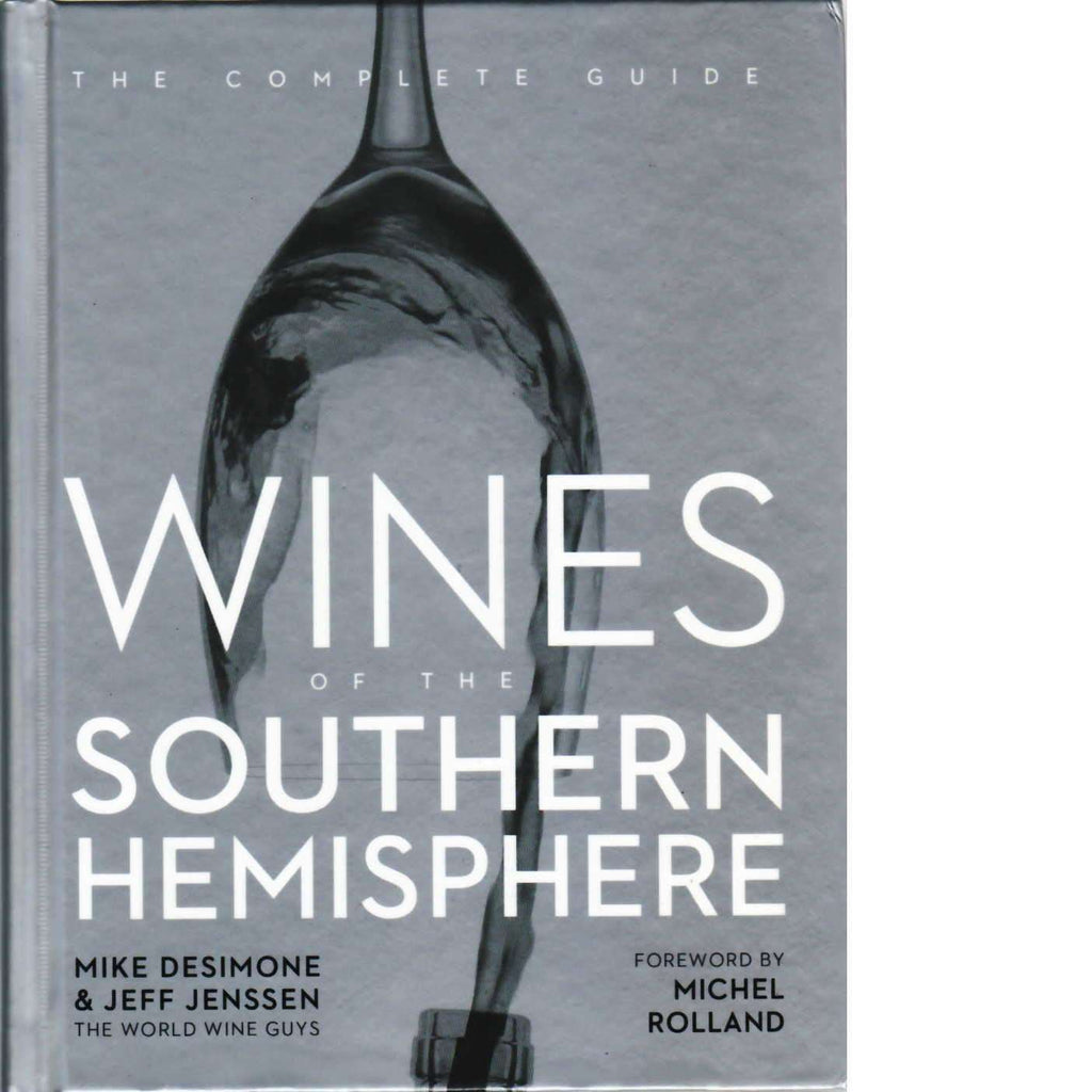 Bookdealers:Wines of the Southern Hemisphere | Jeff Jenssen
