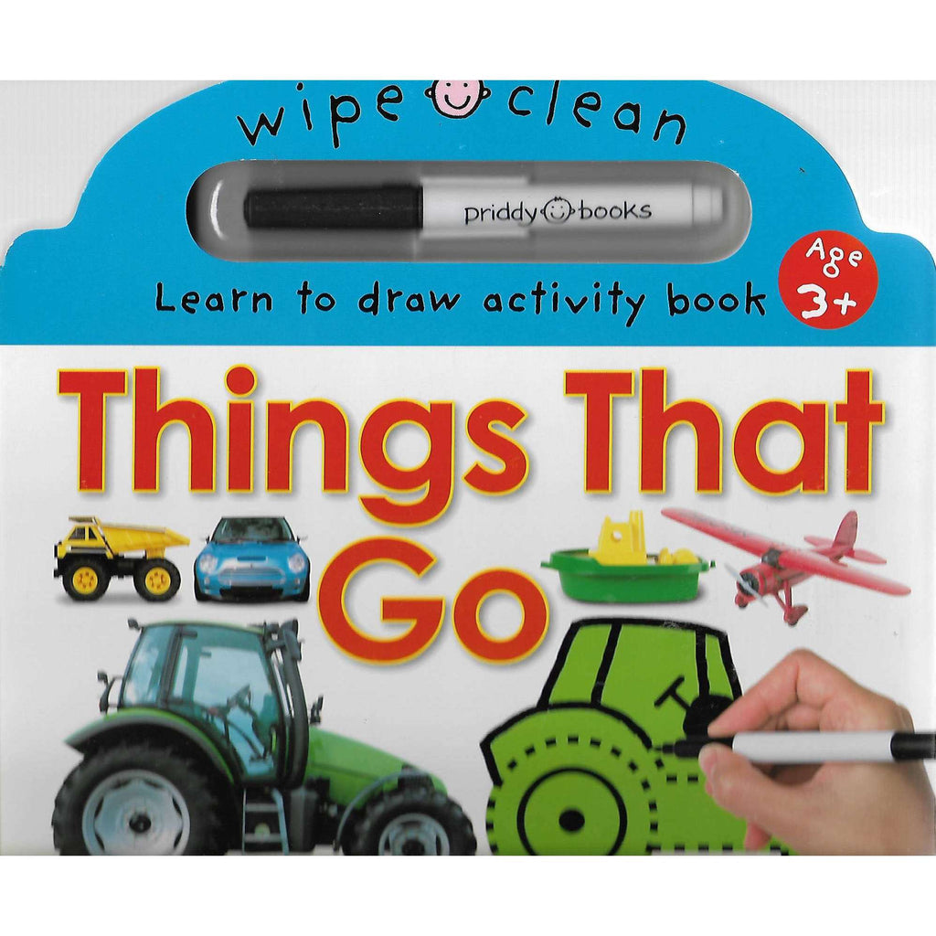 Bookdealers:Things That Go | Priddy Books